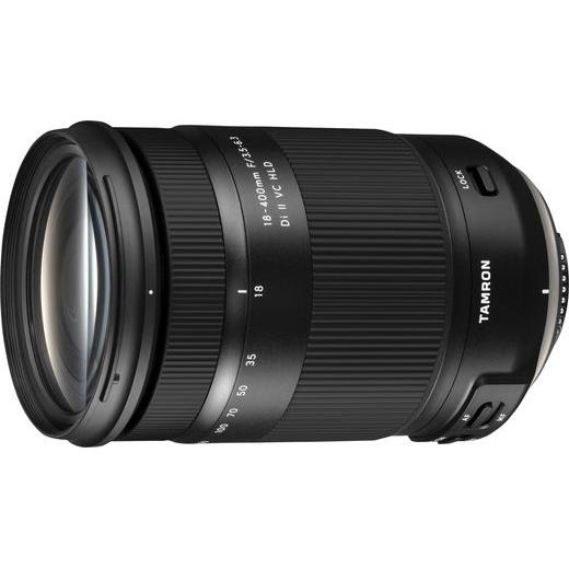 Tamron 18-400mm f/3.5-6.3 Di II VC HLD objektív Canon EOS fényképezőgépekhez 03