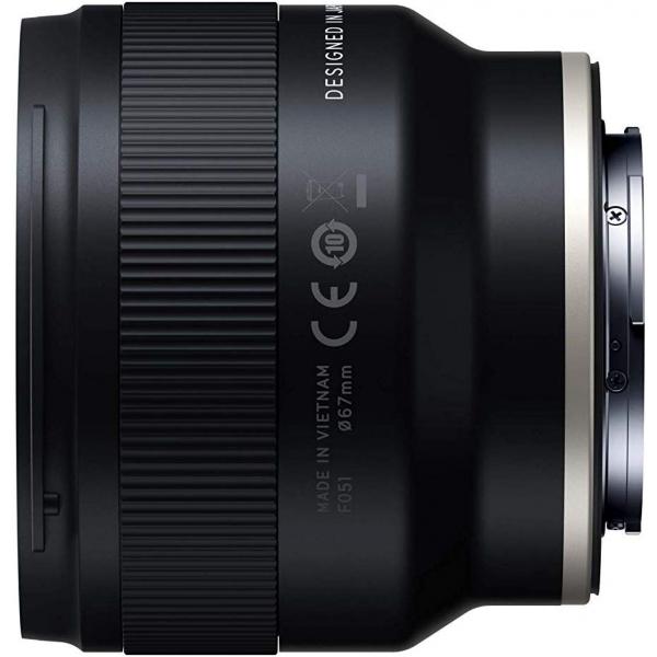 Tamron 24mm f/2.8 Di lll OSD 1:2 Macro  objektív, Sony E fényképezőgépekhez 05