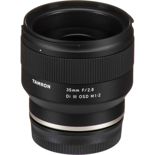 Tamron 35mm f/2.8 Di III OSD 1:2 objektív, Sony fényképezőgépekhez 07