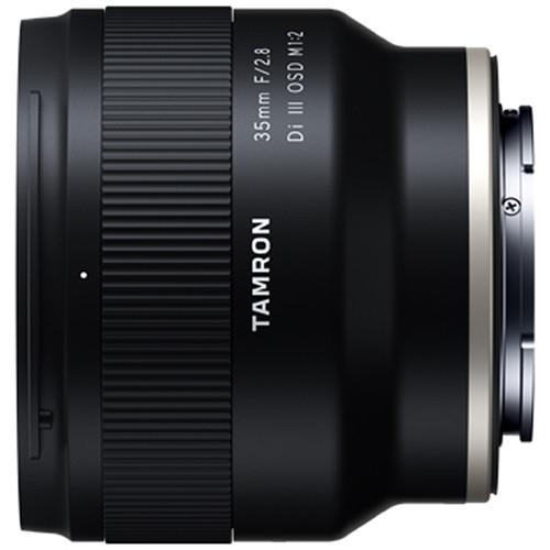 Tamron 35mm f/2.8 Di III OSD 1:2 objektív, Sony fényképezőgépekhez 09