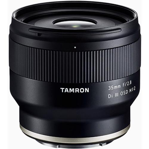 Tamron 35mm f/2.8 Di III OSD 1:2 objektív, Sony fényképezőgépekhez 03