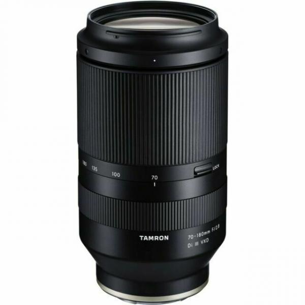 Tamron 70-180mm f/2.8 Di III VXD objektív, Sony fényképezőgépekhez 03