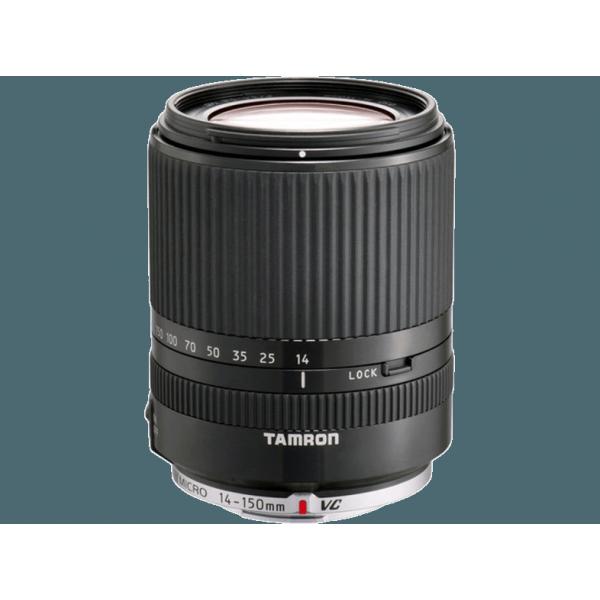 Tamron AF 14-150mm f/3.5-5.8 Di III objektív, tükör nélküli, cserélhető objektíves fényképezőgépekhez 03