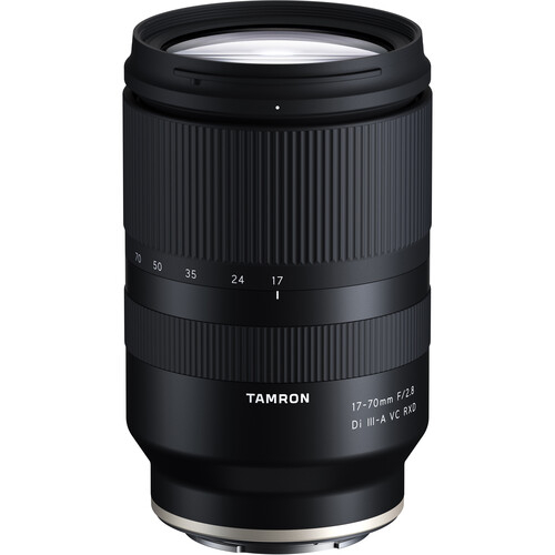 Tamron ASP-C 17-70 mm F 2,8 Di III-A VC RXD objektív, Sony fényképezőgépekhez 03