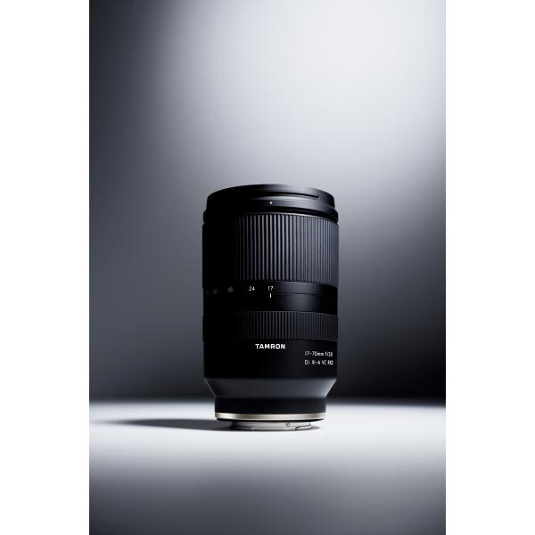 Tamron ASP-C 17-70 mm F 2,8 Di III-A VC RXD objektív, Sony fényképezőgépekhez 04