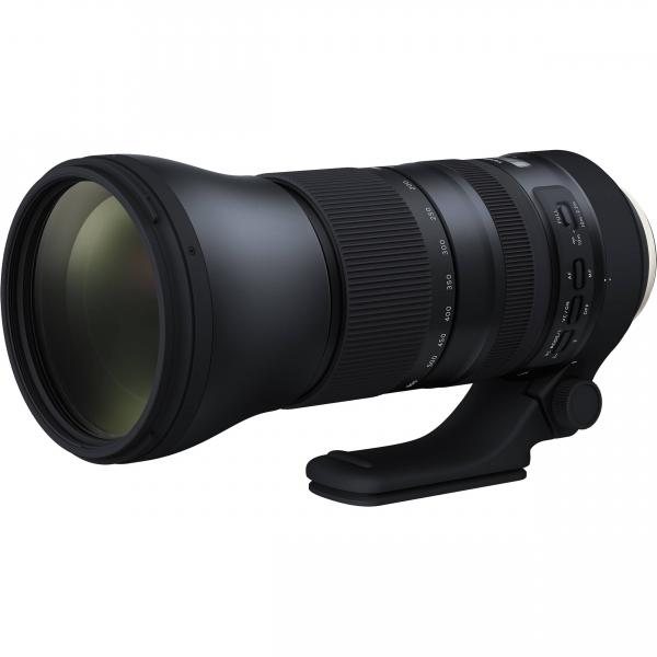 Tamron SP 150-600mm f/5-6.3 Di VC USD G2 objektív, Canon EOS fényképezőgépekhez 03