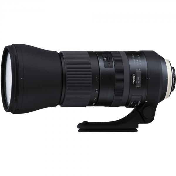 Tamron SP 150-600mm f/5-6.3 Di VC USD G2 objektív, Nikon DSLR fényképezőgépekhez 04