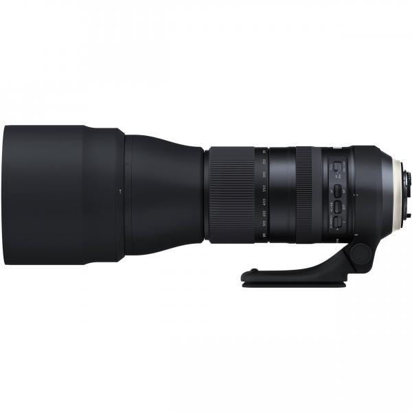 Tamron SP 150-600mm f/5-6.3 Di VC USD G2 objektív, Nikon DSLR fényképezőgépekhez 07