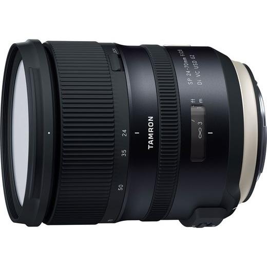 Tamron SP 24-70mm F/2.8 Di VC USD G2 objektív, Canon EOS fényképezőgépekhez 03