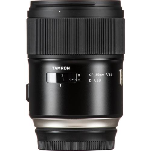Tamron SP 35mm f/1.4 Di USD objektív, Canon fényképezőgépekhez 03
