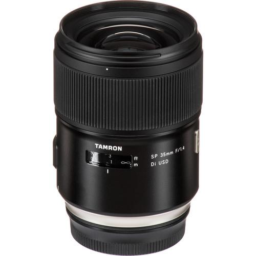 Tamron SP 35mm f/1.4 Di USD objektív, Canon fényképezőgépekhez 06