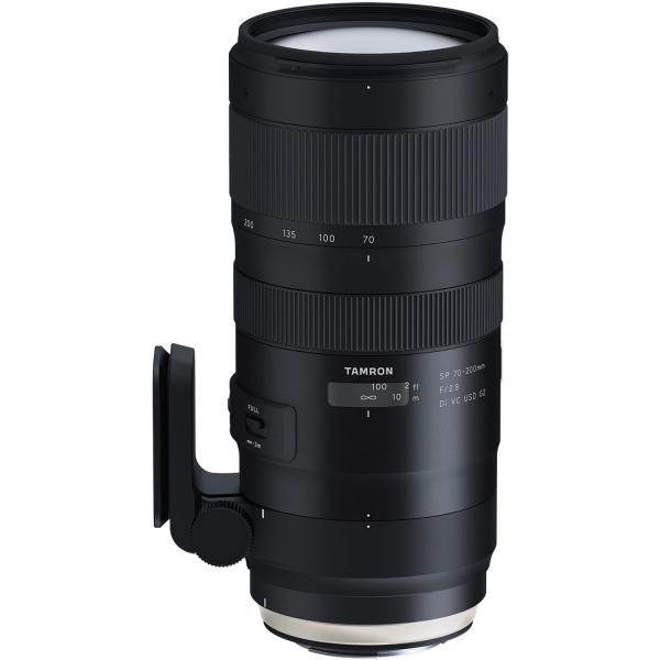 Tamron SP 70-200mm F/2.8 Di VC USD G2 objektív, Nikon DSLR fényképezőgépekhez 05