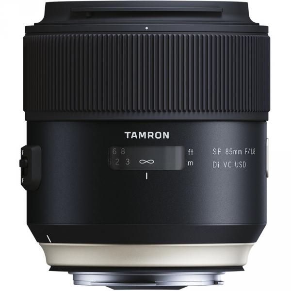 Tamron SP 85mm f/1.8 Di USD objektív, Sony fényképezőgépekhez 04