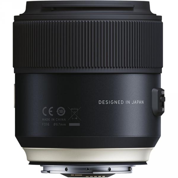 Tamron SP 85mm f/1.8 Di USD objektív, Sony fényképezőgépekhez 06