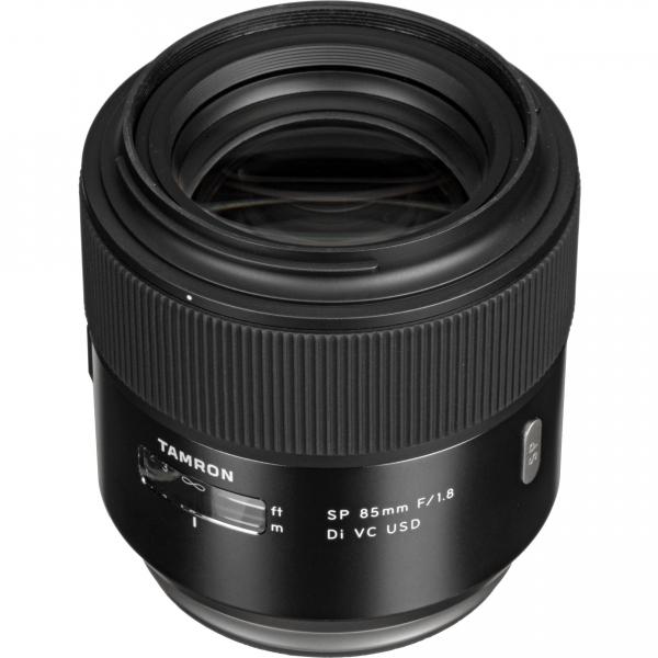 Tamron SP 85mm f/1.8 Di USD objektív, Sony fényképezőgépekhez 09