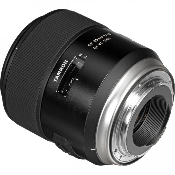 Tamron SP 85mm f/1.8 Di USD objektív, Sony fényképezőgépekhez 10