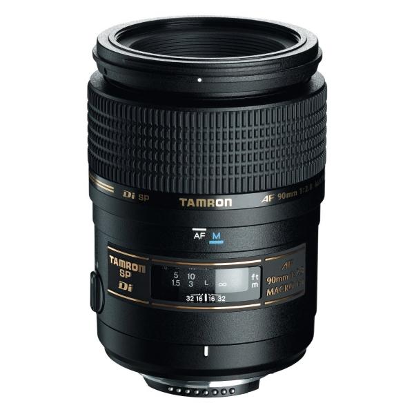 Tamron SP AF 90 mm F 2,8 Di Macro objektív, Nikon DSLR fényképezőgépekhez 03