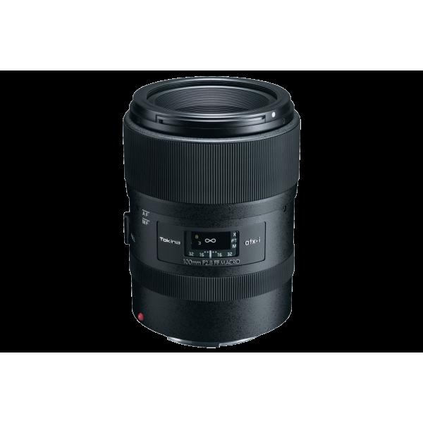 Tokina ATX-I 100mm F2.8 FF Macro Canon objektiv 03