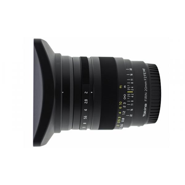 Tokina Firin 20MM F/2 FE MF Objektiv Sony E 03