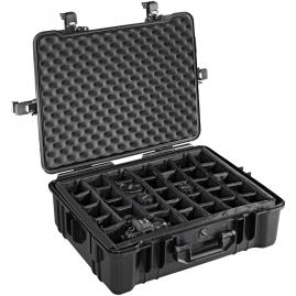 B&W Koffer 65 RPD, átalakítható párnázott tárolórekesszel