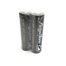 Feiyu-tech gimbal akkumulátor 18650, G4S stabilizátor gimbalhoz (2db)