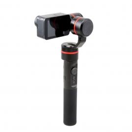 Feiyu-tech Summon+ kamera stabilizátor gimbal és 4K kamera 25FPS, 3 tengelyes