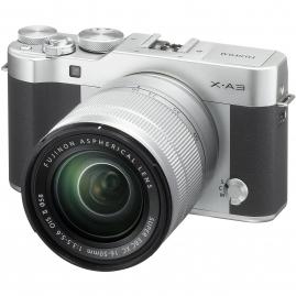 Fujifilm Finepix X-A3 digitális fényképezőgép kit, XC 16-50mm F3.5-5.6 OIS II objektívvel