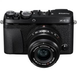 Fujifilm FinePix X-E3 digitális fényképezőgép FUJINON XF 23mm F2 R WR objektívvel