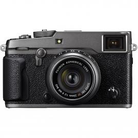 Fujifilm FinePix X-PRO 2 digitális fényképezőgép kit, XF 23mm F2 R WR objektívvel (grafitszürke)
