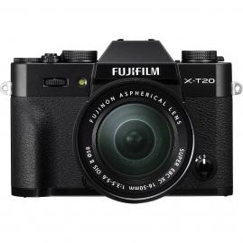 Fujifilm FinePix X-T20 digitális fényképezőgép kit, XC 16-50mm F3,5-5,6 OIS II objektívvel