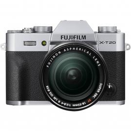 Fujifilm FinePix X-T20 digitális fényképezőgép kit, XF 18-55mm F2,8-4 R objektívvel