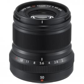 Fujifilm FUJINON XF 50mm F2 R WR objektív