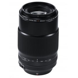 Fujifilm FUJINON XF 80mm F2.8 LM OIS WR Macro objektív