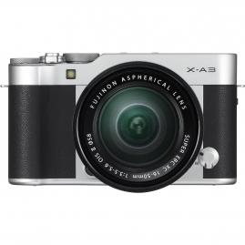 Fujifilm X-A3 digitális fényképezőgép kit, XC 16-50mm OIS II objektívvel