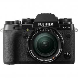 Fujifilm X-T2 digitális fényképezőgép kit, XF 18-55mm R LM OIS obejktívvel