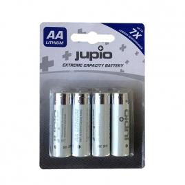 Jupio AA Lítium ceruza elem 1,5V 4db