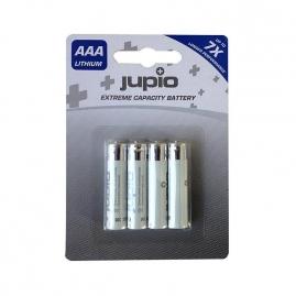 Jupio AAA Lítium elem mikro ceruzaelem 1,5V 4 db