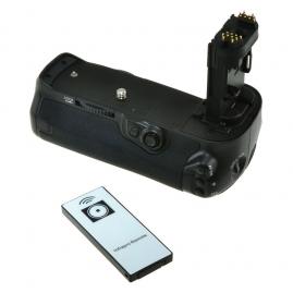 Jupio Canon BG-E16 utángyártott portrémarkolat, Canon EOS 7D Mark II fényképezőgéphez (3év)