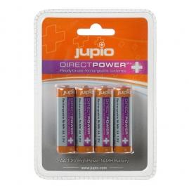 Jupio Direct Power Plus AA 2500 mAh újratölthető akkumulátor (1év)