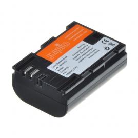 Jupio utángyártott-akkumulátor Canon fényképezőgépekhez, Canon LP-E6, NB-E6 Chip (3év)