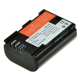 Jupio utángyártott-akkumulátor Canon fényképezőgépekhez, Canon LP-E6N (3év)