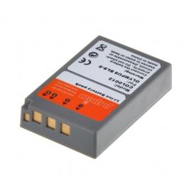 Jupio utángyártott-akkumulátor Olympus fényképezőgépekhez, Olympus BLS-5, Olympus PS-BLS5, Olympus BLS-PS50  (3év)