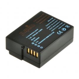 Jupio utángyártott-akkumulátor Panasonic fényképezőgépekhez, Panasonic DMW-BLC12E (3év)