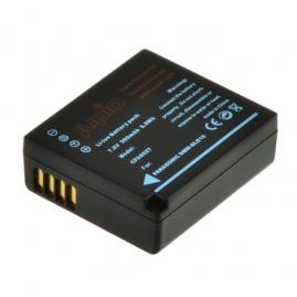 Jupio utángyártott-akkumulátor Panasonic fényképezőgépekhez, Panasonic DMW-BLG10 (3év)
