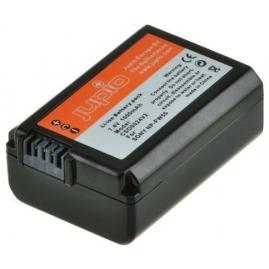 Jupio utángyártott-akkumulátor Sony fényképezőgépekhez, Sony NP-FW50 infochip-es (3év)