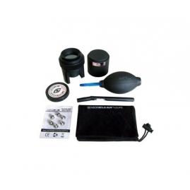 Lenspen SensorKlear Loupe kit, szenzortisztító ceruza, pumpa és nagytólencse