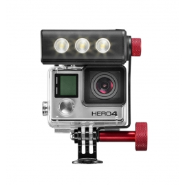Manfrotto Off road LED Lámpa Kit GoPro-hoz