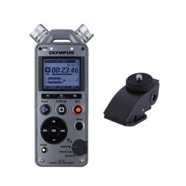 Olympus LS-12 Linearis PCM hangrögzítő + CL2 vakupapucs csatlakozó kit