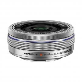 Olympus M.ZUIKO DIGITAL ED 14‑42mm 1:3.5‑5.6 EZ Pancake objektív