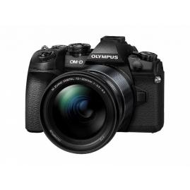 Olympus OM-D E-M1 Mark II digitális fényképezőgép 12-200 KIT, ED 12‑200mm F3.5‑6.3 objektívvel